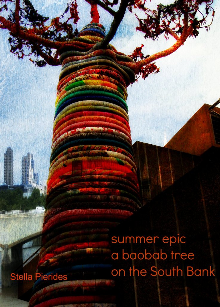southbank fabric tree