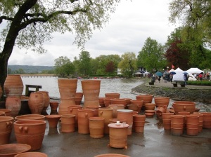Pottery Market Diessen am Ammersee, 10 May 2013