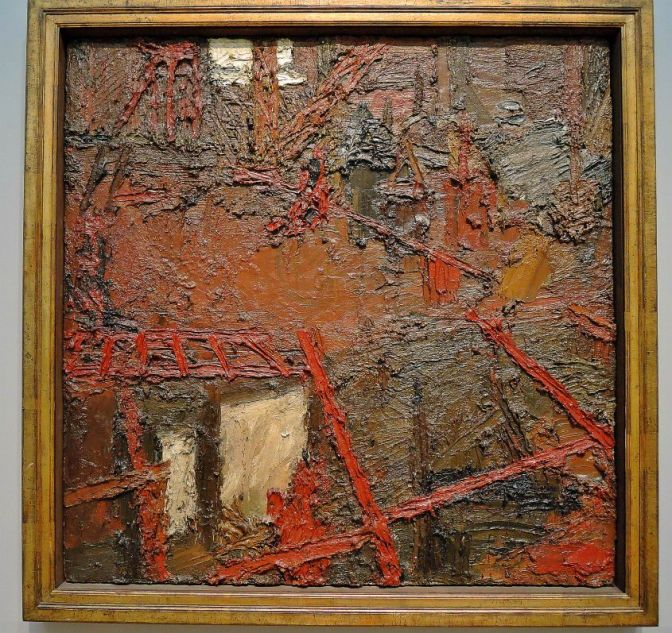 Frank Auerbach at Tate Britain