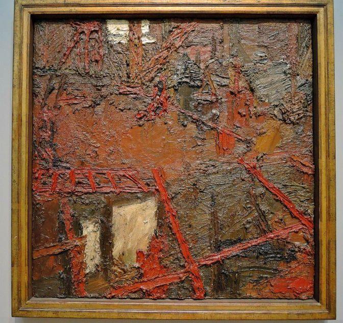 Auerbach,Rebuilding the Empire Cinema,Tate,