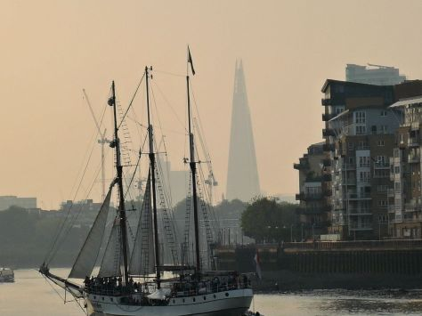 Greenwich,London,Tall Ships Festival,