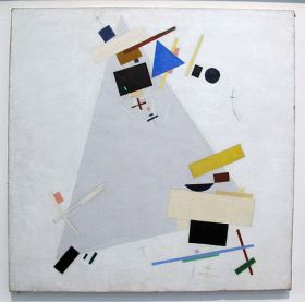 Malevich, Dynamic Suprematism 1916