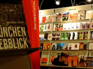 Münchner Bücherschau 2014,Gasteig,The Heart and Its Reasons,
