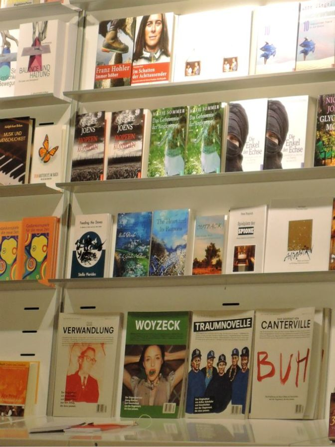 Münchner Bücherschau 2014,Gasteig,