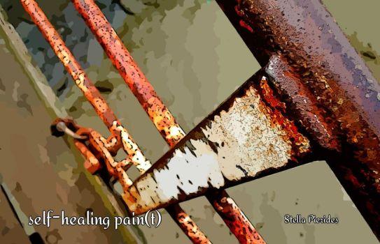 haiga,rusting,metal,