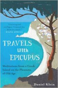 Travels with Epicurus,Daniel Klein,Greece,Hydra,