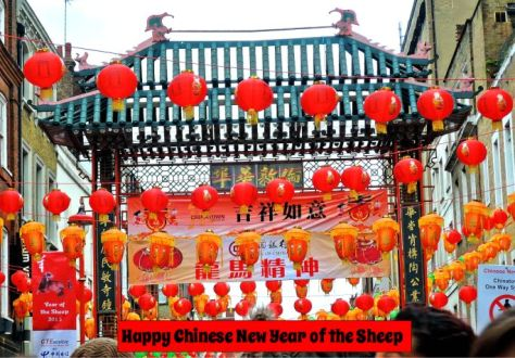 Chinese New Year,Sheep,New Year,
