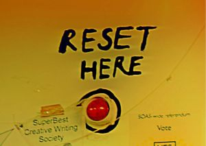 reset,how to be,haiku,