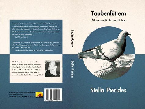Taubenfuettern,Feeding the Doves,book,haibun,short stories,