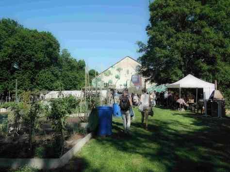 Interkultureller Garten,Augsburg,communal garden,