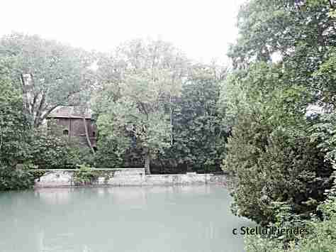 River Lech, Augsburg