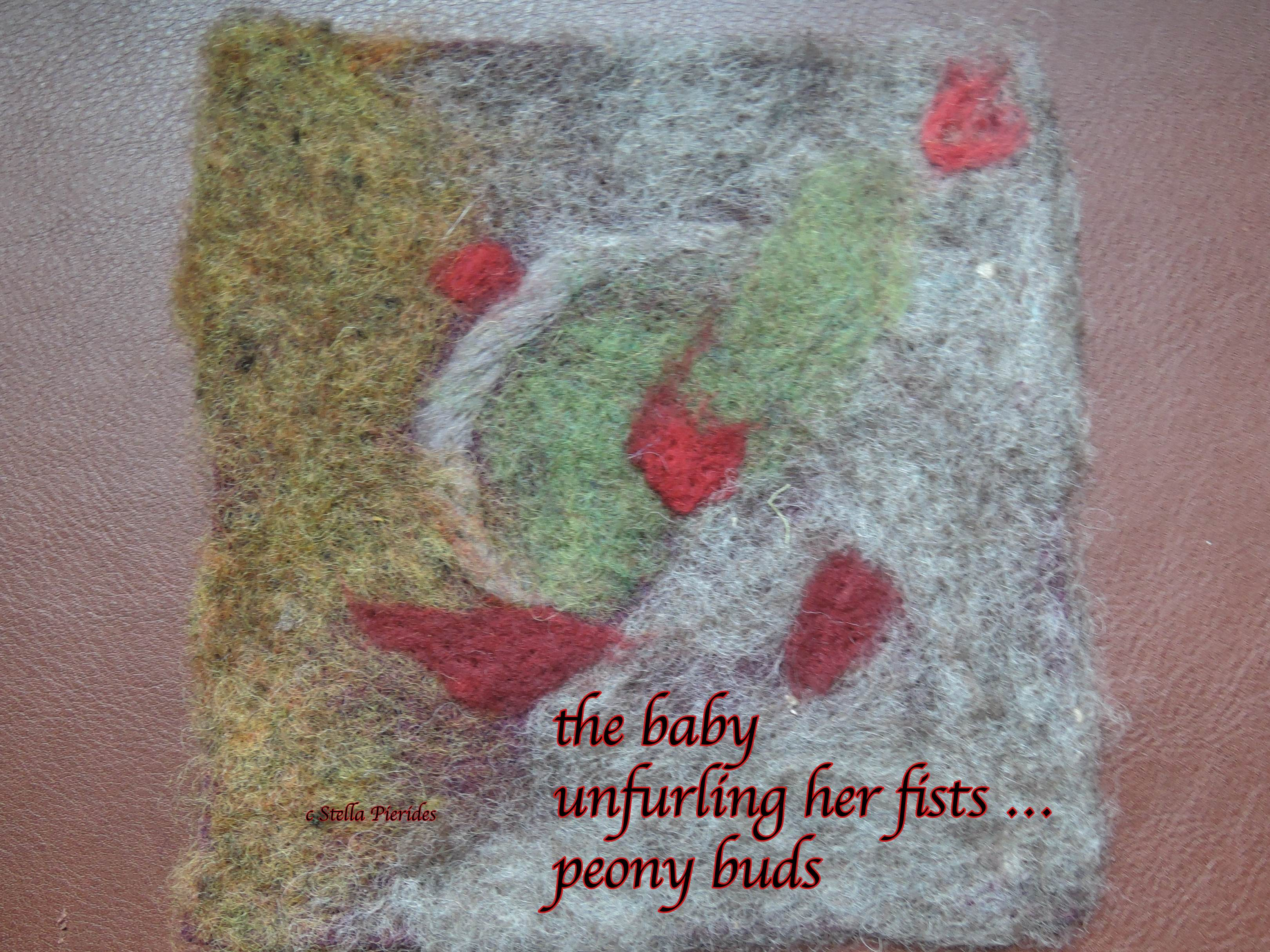 haiga, haikufeltings,