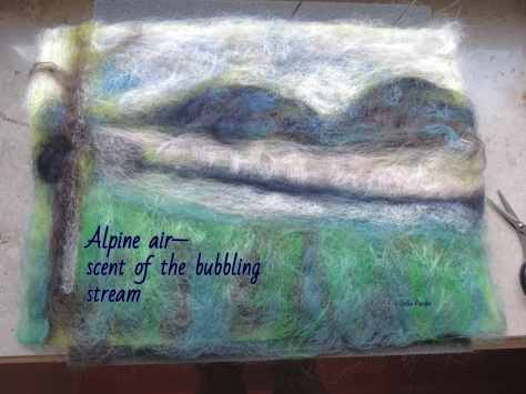 Alpine air,