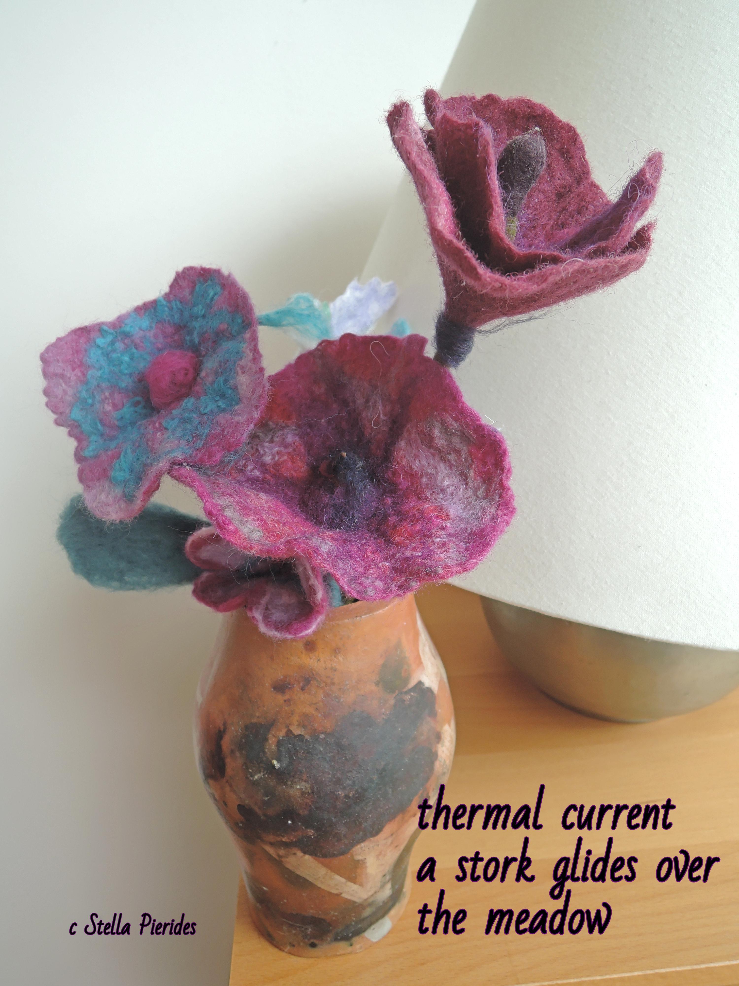 feltet flowers,
