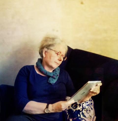 Portrait, Maria Pierides